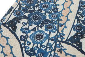 祝まな作 型絵染名古屋帯のサブ2画像
