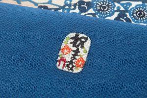 祝まな作 型絵染名古屋帯のサブ5画像