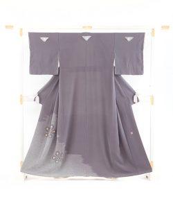 人間国宝 森口華弘作 色留袖「春宵賦」のメイン画像