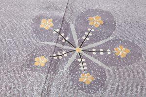 人間国宝 森口華弘作 色留袖「春宵賦」のサブ3画像