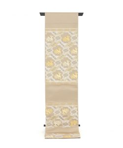 龍村平蔵製 袋帯「有栖川鹿手」のメイン画像
