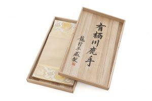 龍村平蔵製 袋帯「有栖川鹿手」のサブ5画像