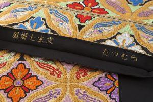 龍村美術織物製 袋帯のサブ4画像