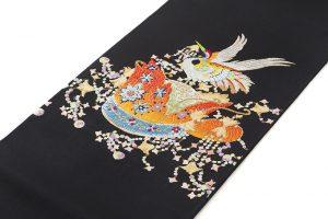 龍村光翔製 袋帯「宝冠錦」のサブ1画像