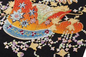 龍村光翔製 袋帯「宝冠錦」のサブ3画像