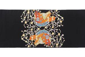 龍村光翔製 袋帯「宝冠錦」のサブ4画像