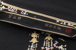 龍村光翔製 袋帯「宝冠錦」のサブ5画像
