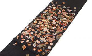 長艸敏明作 京繍袋帯のサブ1画像