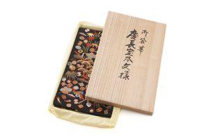 長艸敏明作 京繍袋帯のサブ6画像