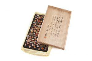 長艸敏明作 京繍袋帯のサブ7画像