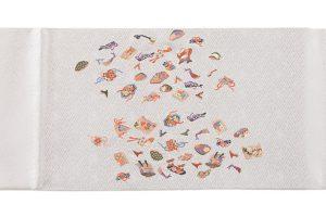 手刺繍 袋帯のサブ4画像