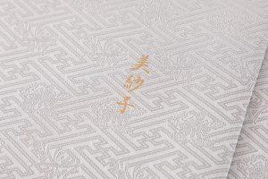 手刺繍 袋帯のサブ5画像