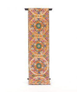 龍村美術織物製 袋帯「トルコ繍華文」のメイン画像