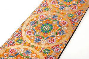 龍村美術織物製 袋帯「トルコ繍華文」のサブ1画像