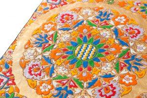 龍村美術織物製 袋帯「トルコ繍華文」のサブ2画像