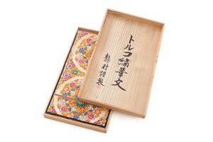 龍村美術織物製 袋帯「トルコ繍華文」のサブ5画像