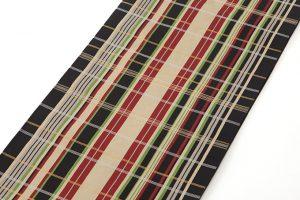 龍村美術織物製 袋帯「井波間道錦」のサブ1画像