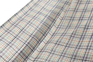 鈴木苧紡庵作  越後上布 着物のサブ3画像