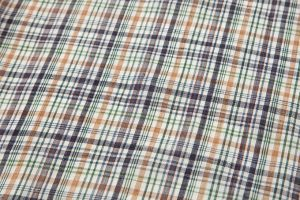 鈴木苧紡庵作  越後上布 着物のサブ4画像