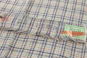 鈴木苧紡庵作  越後上布 着物のサブ5画像