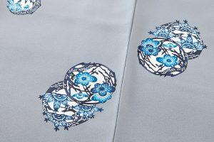城間栄順作 琉球紅型小紋のサブ4画像