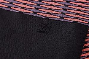 北村武資作 袋帯地 繧繝錦「魚々子縞」のサブ4画像