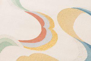 細見華岳作 本爪織八寸名古帯のサブ2画像