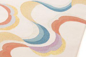細見華岳作 本爪織八寸名古帯のサブ3画像