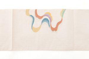 細見華岳作 本爪織八寸名古帯のサブ4画像