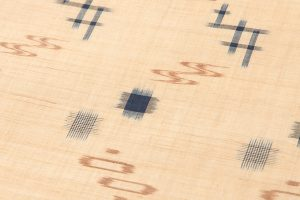 大浜佐栄子作 八重山上布 着尺のサブ2画像