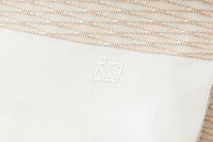 北村武資作 袋帯 繧繝錦「魚々子縞(ななこじま)」のサブ4画像