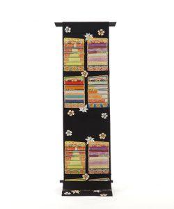 龍村平蔵製 袋帯「威毛錦」のメイン画像