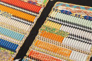 龍村平蔵製 袋帯「威毛錦」のサブ2画像