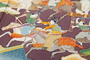 東京染繍大彦製 留袖地のサブ4画像