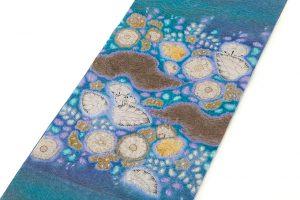 初代久保田一竹作 袋帯「薫風」のサブ1画像