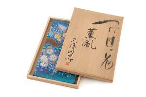 初代久保田一竹作 袋帯「薫風」のサブ6画像