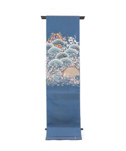 熊谷温作 染袋帯のメイン画像