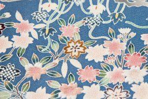 熊谷温作 染袋帯のサブ4画像