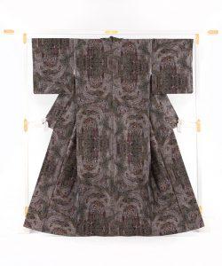 藤絹織物製 美術大島 都喜エ門「ロココ伝説」のメイン画像