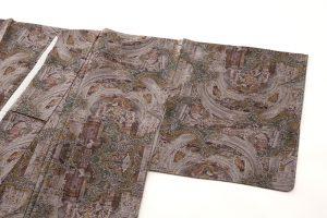 藤絹織物製 美術大島 都喜エ門「ロココ伝説」のサブ1画像