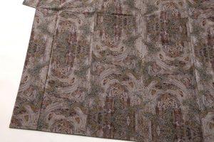 藤絹織物製 美術大島 都喜エ門「ロココ伝説」のサブ2画像