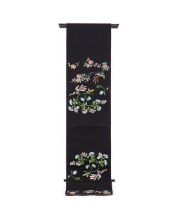 龍村平蔵製 袋帯「楯彦花鳥錦」のメイン画像