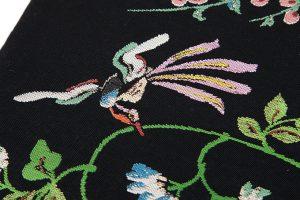 龍村平蔵製 袋帯「楯彦花鳥錦」のサブ2画像