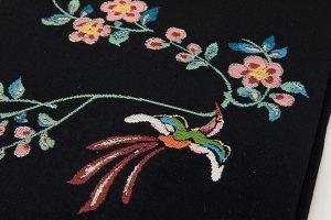 龍村平蔵製 袋帯「楯彦花鳥錦」のサブ3画像