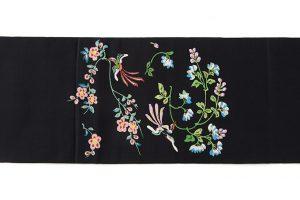 龍村平蔵製 袋帯「楯彦花鳥錦」のサブ4画像