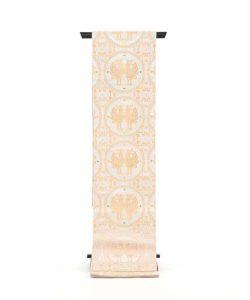 龍村平蔵製 袋帯「正倉吉鳳文」のメイン画像