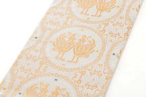 龍村平蔵製 袋帯「正倉吉鳳文」のサブ1画像