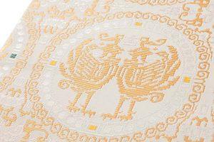 龍村平蔵製 袋帯「正倉吉鳳文」のサブ2画像