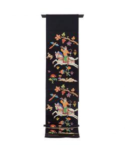 北尾織物匠製 手織袋帯地のメイン画像