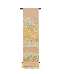 龍村平蔵製 袋帯「歌仙色紙文」のメイン画像
